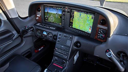 N811EX-Panel